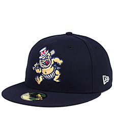 New Era Scranton Wilkes-Barre RailRiders AC 59FIFTY FITTED Cap