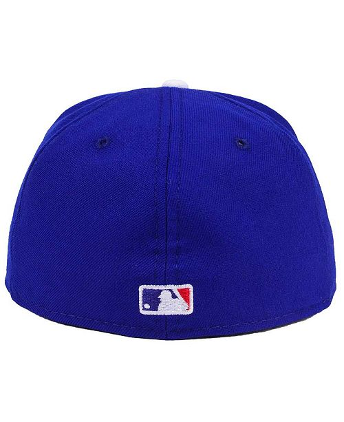 Christmas Tree Lane Los Angeles: New Era Los Angeles Dodgers Retro Classic 59FIFTY FITTED