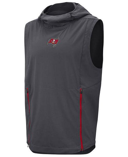 Nike Men's Tampa Bay Buccaneers Shield Fly Rush Vest