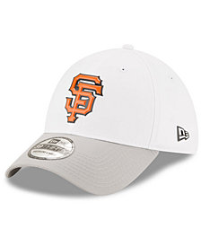New Era San Francisco Giants White Batting Practice 39THIRTY Cap