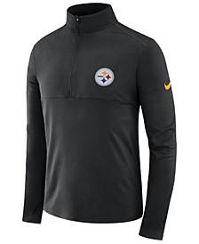 Men's Pittsburgh Steelers Core Modern Quarter-Zip Pullover