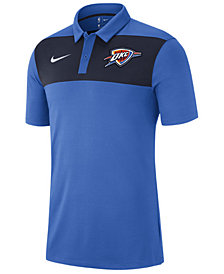 Nike Men's Oklahoma City Thunder Statement Polo
