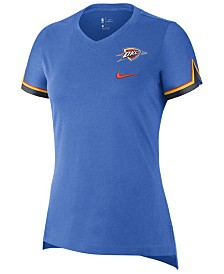 Nike Women's Oklahoma City Thunder Fan Top