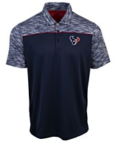 f9dd5c680 Authentic NFL Apparel Men s Houston Texans Final Play Polo