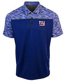 Authentic NFL Apparel Men's New York Giants Final Play Polo