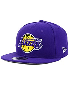 Los Angeles Lakers Basic 9FIFTY Snapback Cap