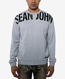 Sean John Men's Logo Sweatshirt