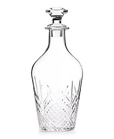 Martha Stewart Collection Cut Glass Decanter, Created For Macy's