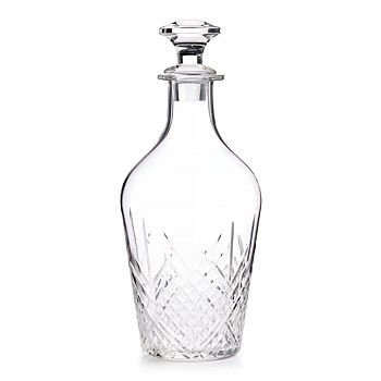 Martha Stewart Collection Cut Glass Decanter