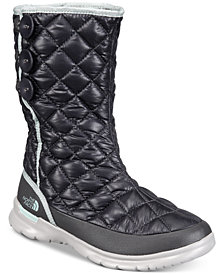 The North Face Women's ThermoBall Water-Resistant Button-Up Boots