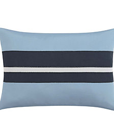 "Vince Camuto Capri 14"" x 20"" Decorative Pillow"