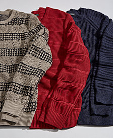 I.N.C. Pullover Sweaters, Created for Macy's