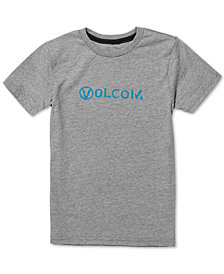 Volcom Toddler Boys Stone Spew Logo T-Shirt