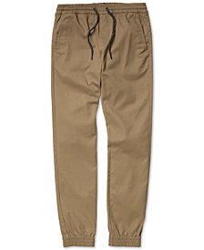 Volcom Little Boys Modern Drawstring Jogger Pants