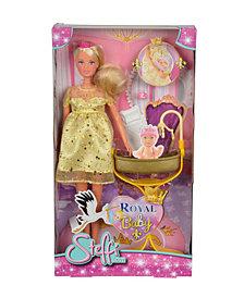 Simba Toys Steffi Love Princess Royal Baby Playset