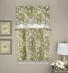 Spring Bling Window Curtain Tier Pair