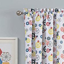 Waverly Kids Wind Me Up Blackout Window Curtain