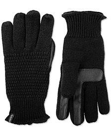 Isotoner Signature Textured Touchscreen Gloves