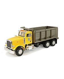 Tomy - Ertl Big Farm 1-16 Peterbilt Model 367 Straight Truck With Dump Box