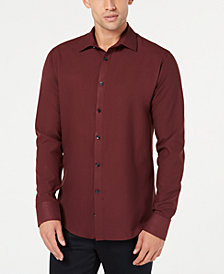 Ryan Seacrest Distinction™ Men's Classic-Fit Shirt, Created for Macy's