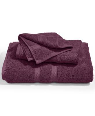 Elite Hygro Cotton Washcloth, Created for Macy's