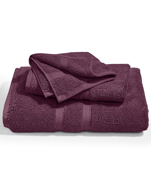 Charter Club  CLOSEOUT! Elite Hygro Cotton Bath Towel Collection, Created for Macy's