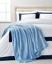 Charter Club Damask Designs Cotton Bed Blanket 992a18a2e
