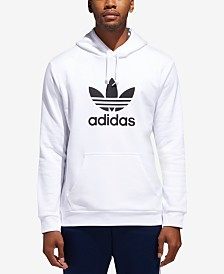 adidas Originals Men's Treifoil French Terry Hoodie