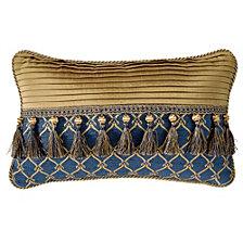 "Croscill Allyce 20"" x 12"" Boudoir Decorative Pillow"