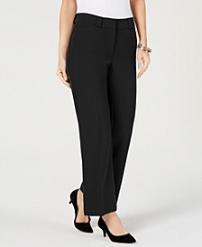 Curvy Bootcut Pants, Regular & Short Lengths, Created for Macy's
