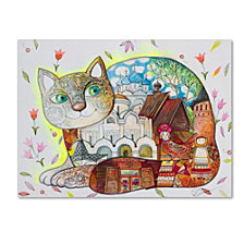 Oxana Ziaka 'Russian Suzdal' Canvas Art Collection