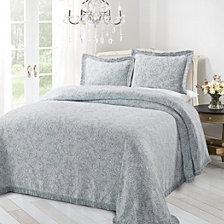 Rosalee King Bedspread Set