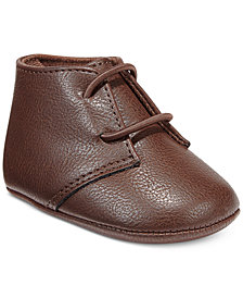First Impressions Baby Boys Chukka Boots, Created for Macy's