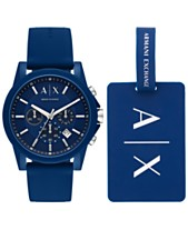 d0a570420a88 Armani Exchange Watches - Macy s