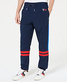 Tommy Hilfiger Men's Coach Colorblocked Track Pants
