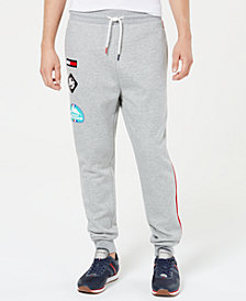 Tommy Hilfiger Denim Men's Morris Patches Jogger Pants