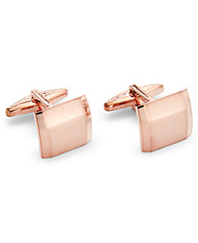 Kenneth Cole Reaction Brushed Cufflinks