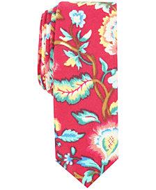 Penguin Men's Gordon Paisley Skinny Tie