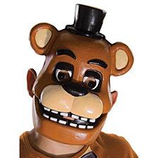 Five Nights at Freddy's Freddy Big Boys PVC Mask