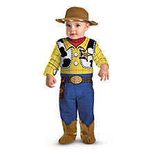 Disney Toy Story Woody Baby Boys Costume