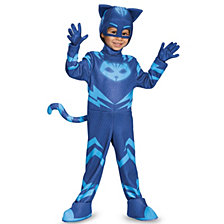 Pj Masks Catboy Deluxe Toddler Boys Costume