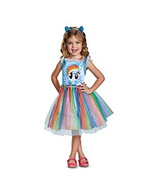 My Little Pony Rainbow Dash Classic Toddler Girls Costume