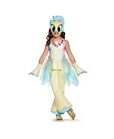 My Little Pony Princess Skystar Deluxe Little and Big Girls Costume