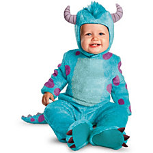 Monsters U Sulley Baby Boys Costume