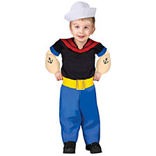 Popeye Toddler Boys Costume
