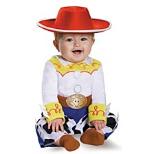 Toy Story Jessie Deluxe Baby Little and Big Girls Costume
