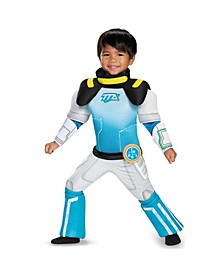 Miles From Tomorrowland Deluxe Toddler Little and Big Boys Costume