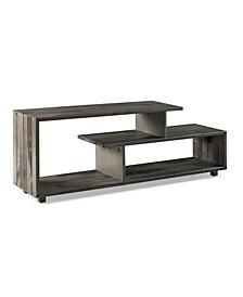 60 inch Rustic Solid Wood Console