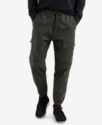 d66e782e Levi's Men's Utility Essentials Stretch Cargo Joggers & Reviews - Pants -  Men - Macy's