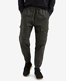 Levi's® Men's Straight-Fit Stretch Cargo Joggers